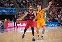 Navarro, amb una lesió muscular, dubte per rebre el Fenerbahçe divendres (ACB MEDIA)