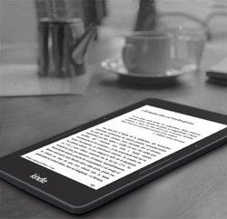 Llegeixes en eReader o en tablet? Consells per no deixar-te la vista amb els llibres digitals (AMAZON)
