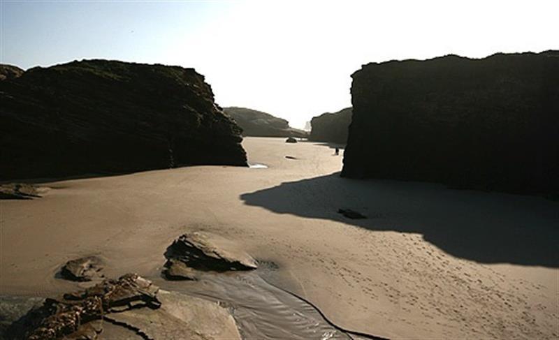 Maravillas naturales: Playa de las Catedrales
