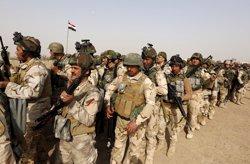 Trobada a l'Iraq una fossa comuna amb els cossos de 80 membres d'Estat Islàmic (REUTERS)