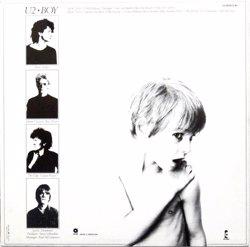 36 años de Boy, el primer disco de U2: Canciones de inocencia post-punk (ISLAND RECORDS)