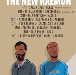 The New Raemon i Jeremy Enigk faran concerts de petit format en sales espanyoles (THE NEW RAEMON)
