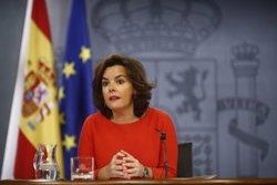 Santamaría avisa que el retorn dels toros a Catalunya és una decisió que només competeix a l'Estat (EUROPA PRESS)