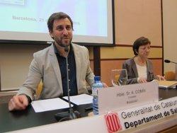 Salut traslladarà part d'activitat pública de l'HGC independentment de l'oferta de compra (EUROPA PRESS)