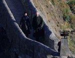 Kit Harington (Jon Nieve) ya rueda Juego de tronos en San Juan de Gaztelugatxe