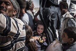 ACNUR denuncia la devolució il·legal a Turquia de deu sirians des de Grècia (IVOR PRICKETT / ACNUR)