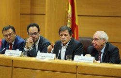 El PSOE arriba al Comitè Federal decisiu amb una majoria favorable a l'abstenció (EUROPA PRESS)