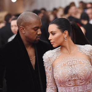 Kanye West publica un emotivo vídeo para felicitar a Kim Kardashian
