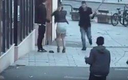 Agredeixen un espanyol al Regne Unit en un atac amb tints xenòfobs (YOUTUBE)