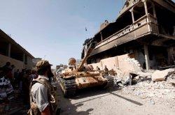 Estat Islàmic queda reduït a Líbia a menys d'un quilòmetre quadrat gairebé infranquejable (REUTERS)