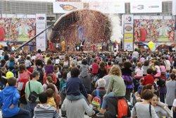 La XX Festa dels Súpers tanca amb uns 200.000 assistents (CCMA)