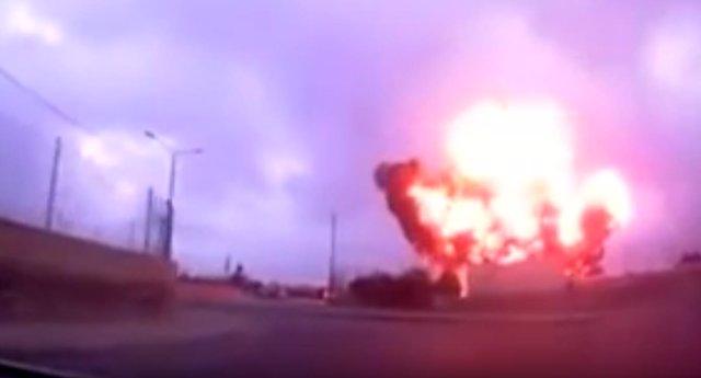 Cinco muertos tras estrellarse un avión en Malta