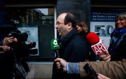 Iceta insisteix: el PSC dirà 'no' a Rajoy