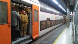 Rodalies admet un desajust entre l'horari comercial i el que poden fer els trens (EUROPA PRESS)