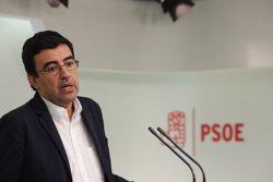 Jiménez (PSOE) diu que l'abstenció no admet interpretació i si el PSC no l'acata haurà d'