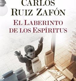 La nova novel·la de Zafón tindrà més de 40 traduccions en 50 països (PLANETA)