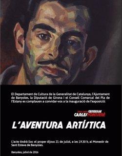 Creen la tipografia Fontserè per commemorar el centenari del naixement de l'artista (GOVERN)