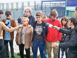 Vuit diputats demanen sense èxit reunir-se amb el director del CIE per la vaga de fam (EUROPA PRESS)