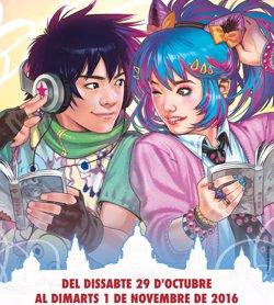 El Saló del Manga amplia espai i preveu 140.000 visitants (SALÓ DEL MANGA)