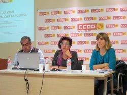 El 49,7% de les dones catalanes està en risc de pobresa per la seva renda, segons CCOO (EUROPA PRESS)