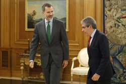 Homs avisa al Rei que Catalunya seguirà la seva ruta sobiranista i respondrà a cada