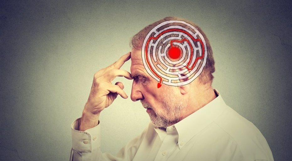 """Foto: El cerebro se vuelve """"más flojo"""" con la edad (GETTY)"""