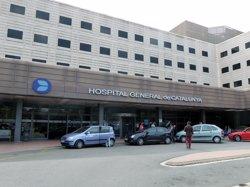 Els treballadors de l'Hospital General lamenten no tenir informació sobre la venda (EUROPA PRESS)