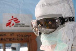 MSF da por concluidos sus últimos proyectos para el ébola en África occidental (CAROLINE VAN NESPEN)