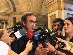 Rull anuncia una Llei de serveis de transport públic per regular tot el sistema, inclòs Rodalies (EUROPA PRESS)