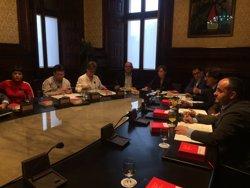 El TSJC admet a tràmit la querella de Fiscalia contra Forcadell (EUROPA PRESS)
