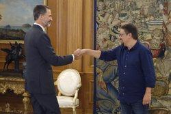 El Rei sosté que la situació respecte a Catalunya ha de