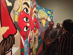 El CaixaForum posa a dialogar obres de presos i artistes consagrats en una exposició (EUROPA PRESS)