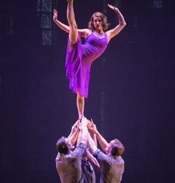 El Festival Temporada Alta celebra una setmana de circ internacional (CIRQUE ÉLOIZE )