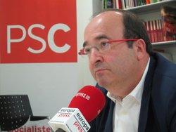 La direcció del PSC vota 'no' a Rajoy i el Consell Nacional ho ha de ratificar aquest dimarts (EUROPA PRESS)