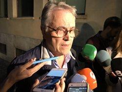 L'impulsor de la federació catalana del PSOE es persona al Consell Nacional del PSC (EUROPA PRESS)