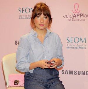 """Miriam Giovanelli (Velvet): """"En el amor me va fenomenal, tengo novio"""""""