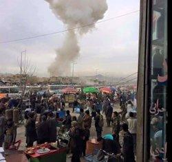 Assassinats a trets 33 civils a l'Afganistan després de ser segrestats al centre del país (TWITTER)