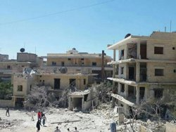 22 morts, inclosos set nens, en bombardejos aeris en una escola a Síria (SAVE THE CHILDREN)