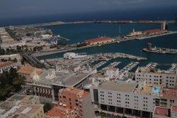 Rússia cancel·la la sol·licitud d'escala de la flotilla de vaixells a Ceuta (EUROPA PRESS)