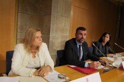 Vila diu que museus internacionals es posicionaran sobre moure les pintures murals de Sixena (EUROPA PRESS)