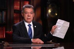 Santos reuneix l'equip negociador en vigílies del començament del diàleg amb l'ELN (PRESIDENCIA DE COLOMBIA)