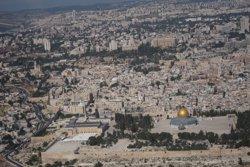 Arqueòlegs israelians troben un papir que recull la referència més antiga a Jerusalem en hebreu (EUROPA PRESS)