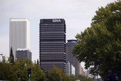 BBVA guanya 2.797 milions fins setembre, un 64% més, per l'absència d'extraordinaris negatius (EUROPA PRESS)
