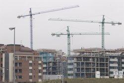 Les hipoteques sobre habitatges augmenten un 6,4% l'agost i retornen un altre cop a terreny positiu (EUROPA PRESS)