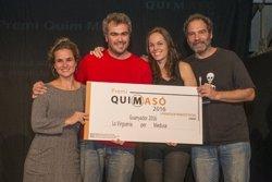 La Virgueria guanya el X Premi Quim Masó amb l'espectacle 'Medusa' (JAUME LIS)