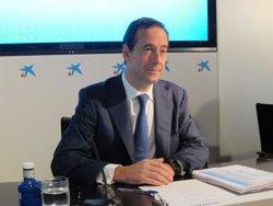 CaixaBank situa a finals de 2017 o 2018 que la cartera de crèdit torni a créixer l'Espanya (EUROPA PRESS)