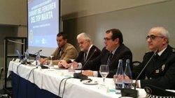 El conseller d'Interior demana canvis legislatius per combatre el top manta (CONSELLERIA DE INTERIOR)