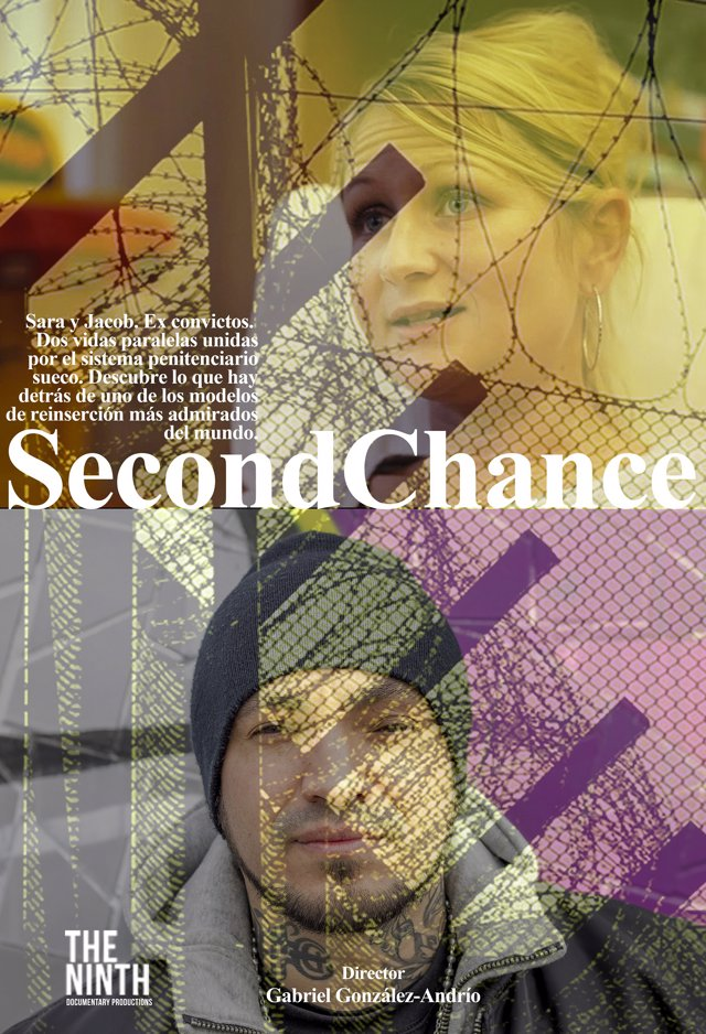 Cartel del documental 'Second Chance'.
