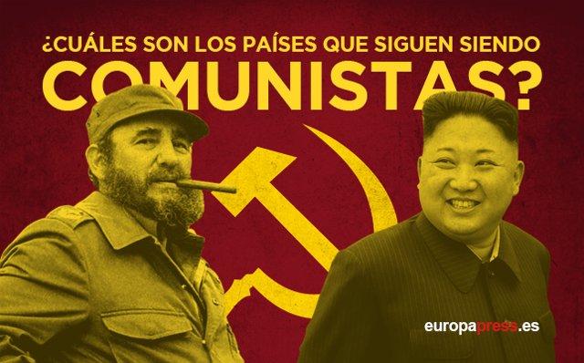 ¿Cuáles Son Los Países Que Son Todavía Comunistas?