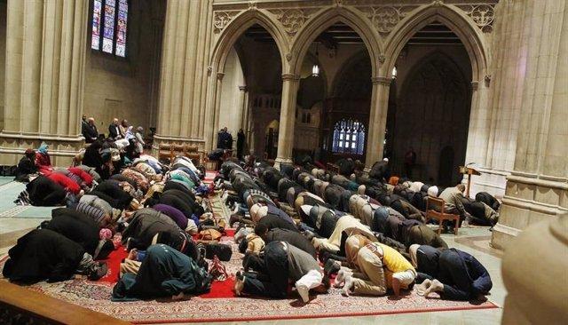 Ataques contra musulmanes en EE.UU.